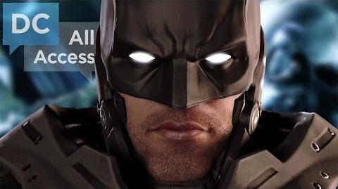 "Batman Arkham Origins ""Cold, Cold Heart"" Gameplay - DCAA"