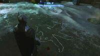 Arkham origins crimealley
