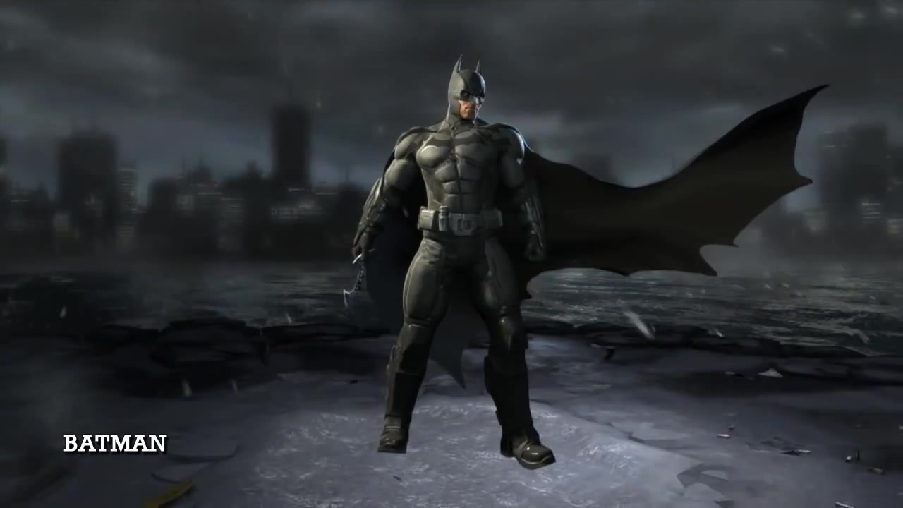 Image - Batman Arkham Origins - All Character Trophies ...