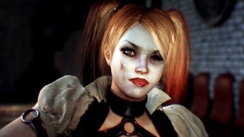 Batman Arkham Knight - Harley Quinn Trailer