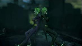 Clayface and Joker