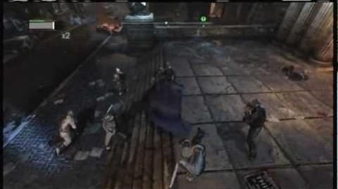 """Batman Arkham City"" Walkthrough Part 1 Introduction"