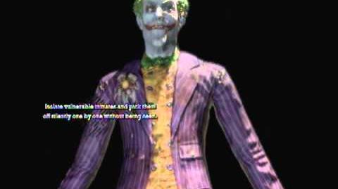 Batman Arkham Asylum - Game Over The Joker