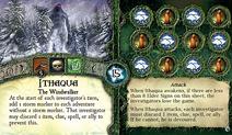 Ithaqua ~ Elder Sign - Omens of Ice