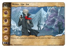 Within the Ice AR-4