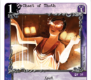 Chant of Thoth
