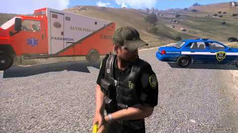 ArmA 3 Life - Dev Update 3 More policing, EMS and Robbery!