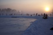 MPond Hockey Winter Morning2