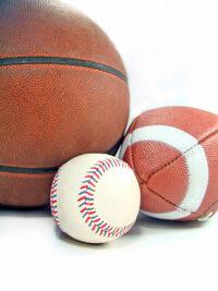 Baseballfootballbball