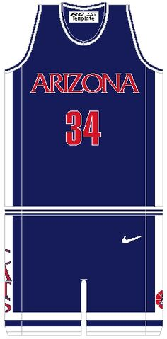 File:ArizonaWildcatsBasketballJersey 1997.jpg