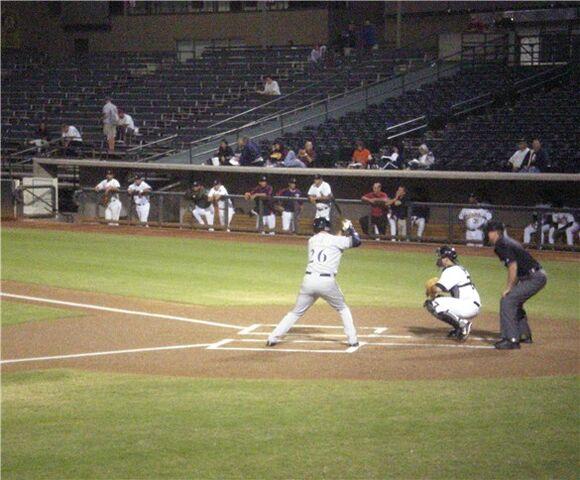 File:20071022 LaPorta at bat.jpg