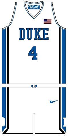 File:DukeBlueDevilsBasketballJersey 2006.jpg
