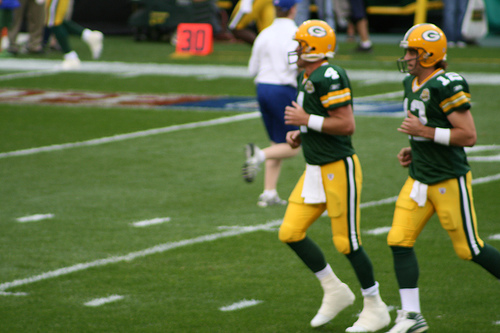 Favre-rodgers