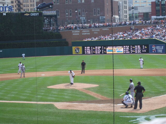 File:1188746674 Comerica 7.26 Game Action.JPG
