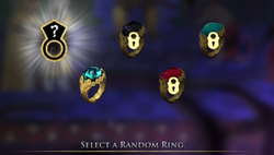 Rat clan ring selection