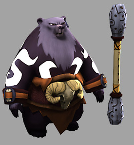 File:Bear Warcaster Model.png