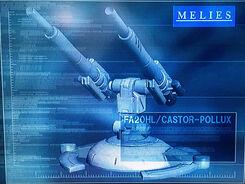 FA20HL Castor-Pollux