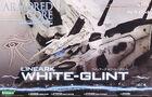Model Kit Box White Glint