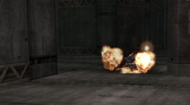 Assault Crest Facility - Twinhead-W Killed