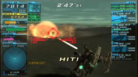 Armored Core Formula Front Sadistic IV - AI Battle Test 1-0