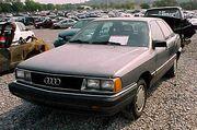 1984 Audi 5000 C3