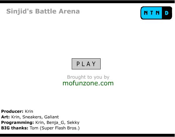 File:Start Screen Sinjid Battle Arena.png