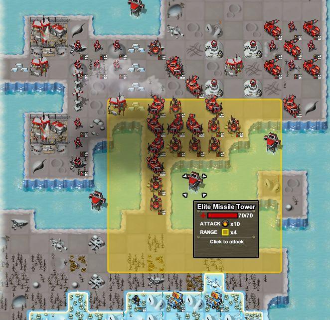 Elite Missile Tower