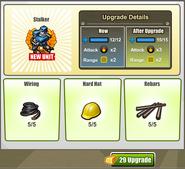 Upgrade Stalker