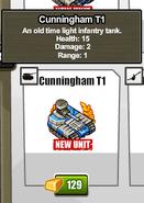 Stats Cunningham T1