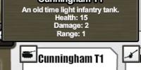 Cunningham T1