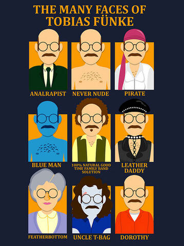 File:Many Faces of Tobias Funke.jpeg