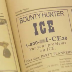 The Bluth family hires a bounty hunter named <a href=