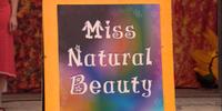 Miss Natural Beauty
