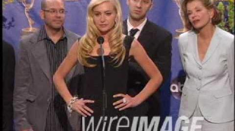 Emmy win 2004 — pressroom