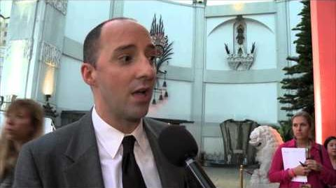 Arrested Development Season 4 Tony Hale Premiere Interview