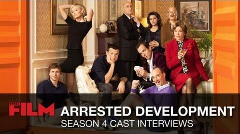 Arrested Development Season 4 Cast Interviews
