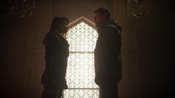 Talia reveals Prometheus's identity to Oliver