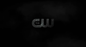 The CW Network logo Arrow style