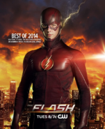 The Flash February sweeps 2014 poster 1