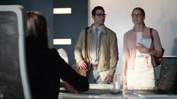 Lena interviewed by Clark and Kara