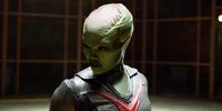 Miss Martian suit