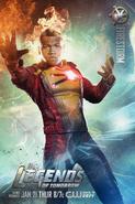 Firestorm DC's Legends of Tomorrow promo