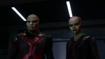 J'onn and M'gann stand up against Armek.png
