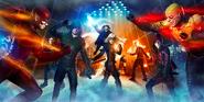Superhero Fight Club full promo image