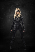 Laurel Lance as Black Canary first look 1