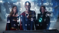 Supergirl, Superman and Alex at the Fortress of Solitude.png