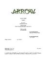 Arrow script title page - Tribute.png