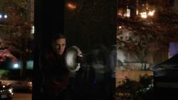 Hunter Zolomon as The Flash vs Geomancer