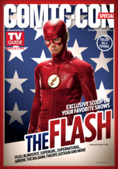 TV Guide - October 17, 2016 The Flash issue