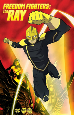 Freedom Fighters The Ray promotional poster